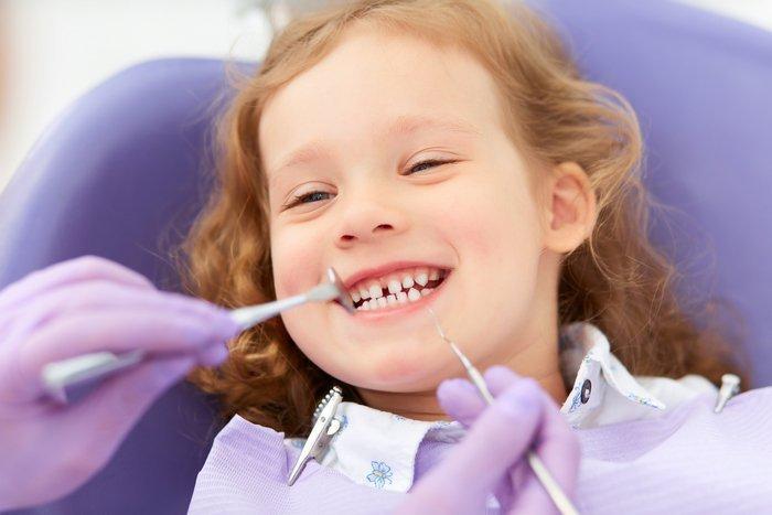 My Childs First Dental Visit - My Gentle DentistBrookside
