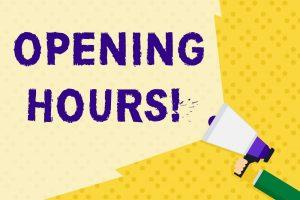 Opening Hours - My Gentle Dentist @ Arana Hills North Brisbane